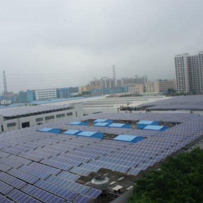FIVESTAR newly 2.12MW Solar Power Station Start working !